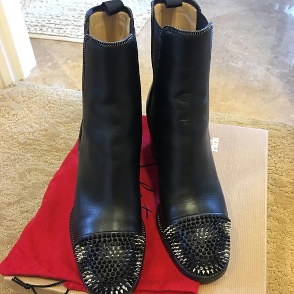 000f98502819 Christian Louboutin Shoes - Christian Louboutin Ota boots!